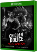 Chicken Police Xbox One Cover Art