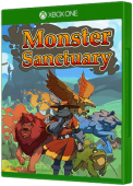 Monster Sanctuary Xbox One Cover Art