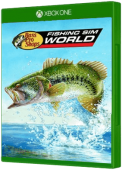 Fishing Sim World: Bass Pro Shops Edition Xbox One Cover Art