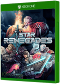 Star Renegades Xbox One Cover Art