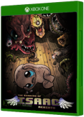 The Binding of Isaac: Rebirth Xbox One Cover Art
