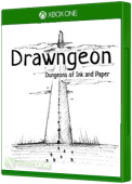 Drawngeon: Dungeons of Ink and Paper Xbox One Cover Art