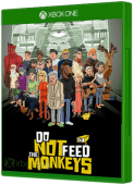 Do Not Feed the Monkeys Xbox One Cover Art