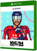 NHL 94 Rewind Xbox One Cover Art