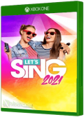 Let's Sing 2021 Xbox One Cover Art