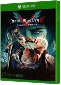 Devil May Cry 5: Special Edition Xbox One Cover Art