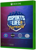 Esports Life Tycoon Xbox One Cover Art