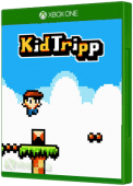 Kid Tripp Xbox One Cover Art