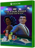The Four Kings Casino and Slots Xbox One Cover Art