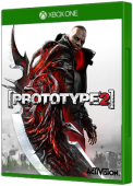 Prototype 2 Xbox One Cover Art