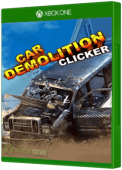 Car Demolition Clicker Xbox One Cover Art