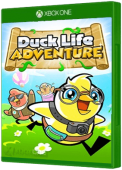 Duck Life Adventure Xbox One Cover Art