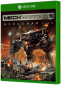MechWarrior 5: Mercenaries Xbox One Cover Art