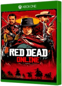 Red Dead Online Xbox One Cover Art