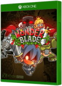 Wonder Blade Xbox One Cover Art