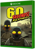 60 Seconds Reatomized Xbox One Cover Art