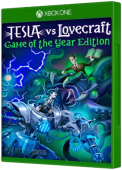 Tesla vs Lovecraft Game of the Year Edition Xbox One Cover Art