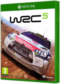 WRC 5 Xbox One Cover Art