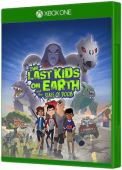 The Last Kids on Earth and the Staff of Doom Xbox One Cover Art