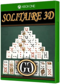 Solitaire 3D Xbox One Cover Art