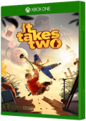 It Takes Two Xbox One Cover Art