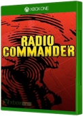 Radio Commander Xbox One Cover Art