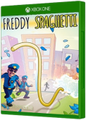 Freddy Spaghetti Xbox One Cover Art