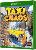 Taxi Chaos Xbox One Cover Art