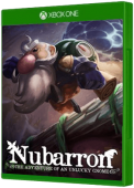 Nubarron The adventure of an unlucky gnome Xbox One Cover Art