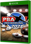PBA Pro Bowling 2021 Xbox One Cover Art