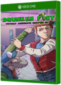 Drunken Fist Xbox One Cover Art
