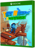 Tiny Hands Adventure Xbox One Cover Art