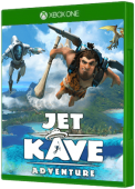 Jet Kave Adventure Xbox One Cover Art