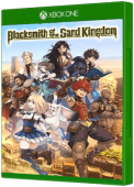 Blacksmith of the Sand Kingdom Xbox One Cover Art