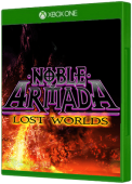 Noble Armada Lost Worlds Xbox One Cover Art