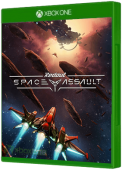Redout Space Assault Xbox One Cover Art
