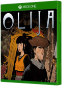 Olija Xbox One Cover Art