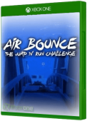 Air Bounce - The Jump 'n' Run Challenge Xbox One Cover Art
