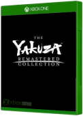 The Yakuza Remastered Collection Xbox One Cover Art