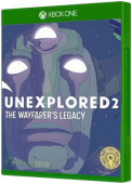 Unexplored 2: The Wayfarer's Legacy Xbox One Cover Art