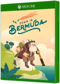 Down in Bermuda Xbox One Cover Art