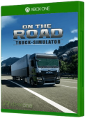 On the Road The Truck Simulator Xbox One Cover Art