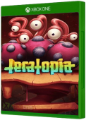 Teratopia Xbox One Cover Art