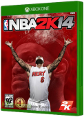 NBA 2K14 Xbox One Cover Art