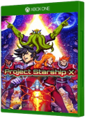 Project Starship X Xbox One Cover Art