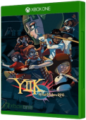 YIIK: A Postmodern RPG Xbox One Cover Art