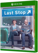The Last Stop Xbox One Cover Art
