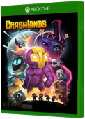 Crashlands Xbox One Cover Art