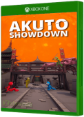 Akuto Showdown Xbox One Cover Art