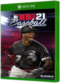 R.B.I. Baseball 21 Xbox One Cover Art